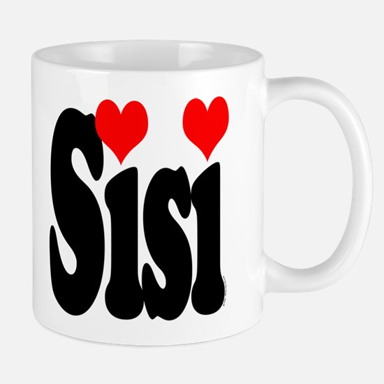 I love Sisi Mug