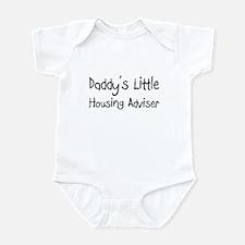Daddy's Little Housing Adviser Infant Bodysuit