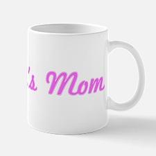 Rosanna Mom (pink) Mug