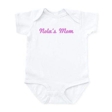 Nola Mom (pink) Infant Bodysuit