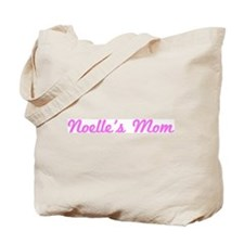 Noelle Mom (pink) Tote Bag