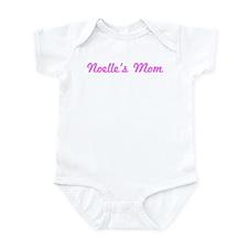 Noelle Mom (pink) Infant Bodysuit