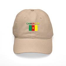 Cameroon Flag Baseball Cap