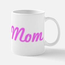 Ola Mom (pink) Mug