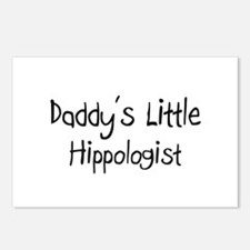 Daddy's Little Hippologist Postcards (Package of 8