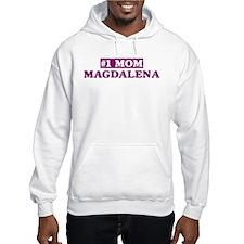 Magdalena - Number 1 Mom Hoodie
