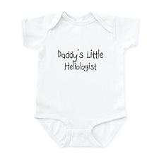 Daddy's Little Heliologist Infant Bodysuit