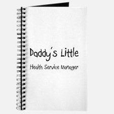 Daddy's Little Health Service Manager Journal