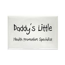 Daddy's Little Health Promotion Specialist Rectang