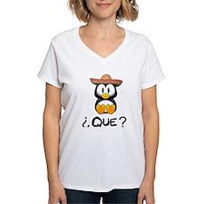 Que? Shirt