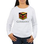 Cube Germany Women's Long Sleeve T-Shirt