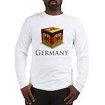 Cube Germany Long Sleeve T-Shirt