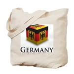Cube Germany Tote Bag