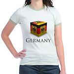 Cube Germany Jr. Ringer T-Shirt