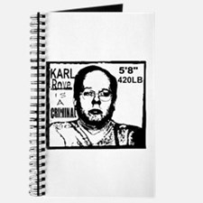 Karl Rove is a Criminal Journal