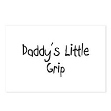 Daddy's Little Grip Postcards (Package of 8)