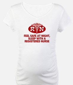 Feel Safe at Night Sleep with a Nurse Shirt