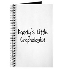Daddy's Little Graphologist Journal