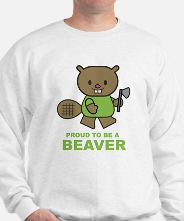 Proud To Be A Beaver Jumper