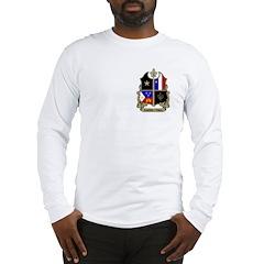 ACADIAN-CAJUN Shield Long Sleeve T-Shirt