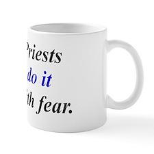 Priests do it ... fancy Mug