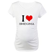 White Smegma Shirt