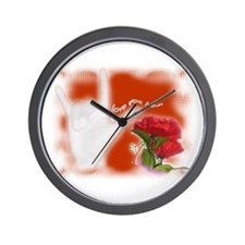 ILY - Mom - Wall Clock