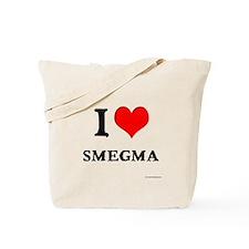 White Smegma 2 Tote Bag