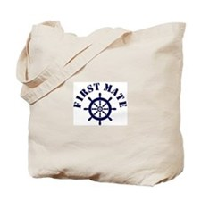 FIRST MATE Tote Bag