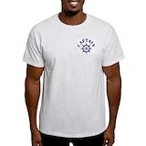 Captain Mens Light T-shirts