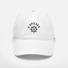 CAPTAIN Baseball Baseball Cap