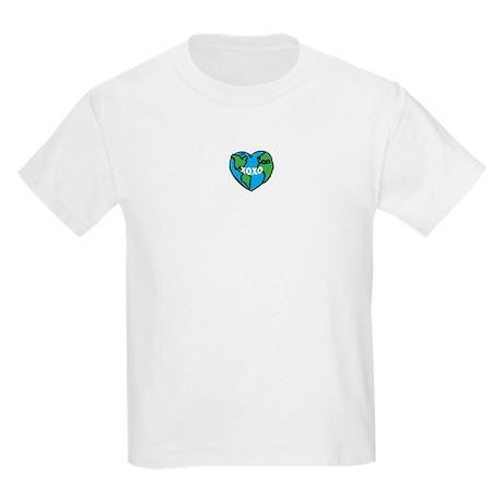 Love Earth Kids Tee