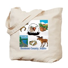 Fremont County Tote Bag