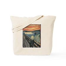 "Munch's ""The Scream"" Tote Bag"