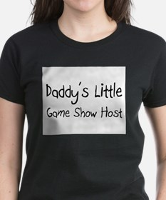 Daddy's Little Game Show Host Tee