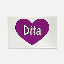 Dita Rectangle Magnet