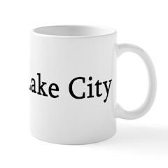 I Love Salt Lake City Mug