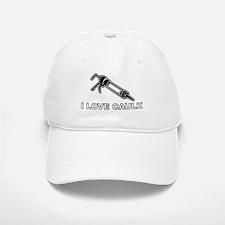 I love caulk Baseball Baseball Cap