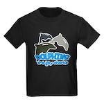 Dolphins Kids Dark T-Shirt