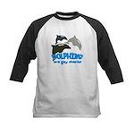 Dolphins Kids Baseball Jersey