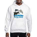 Dolphins Hooded Sweatshirt