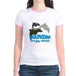Dolphins Jr. Ringer T-Shirt