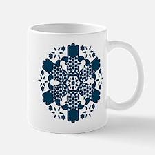 Arabesque Circle Mug
