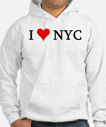 I Love NYC Jumper Hoody