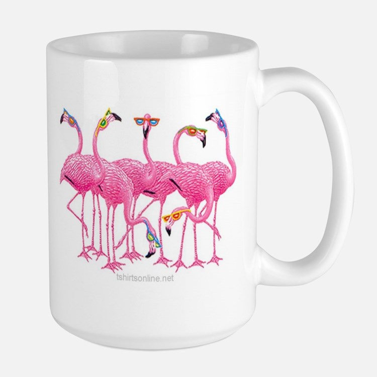 flamingos Mugs