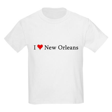 I Love New Orleans Kids T-Shirt