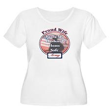 Proud Wife T-Shirt