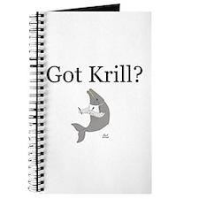 Got Krill? Journal