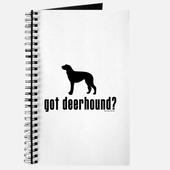 got deerhound? Journal