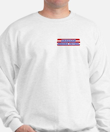 Patriotic Border Patrol Sweatshirt